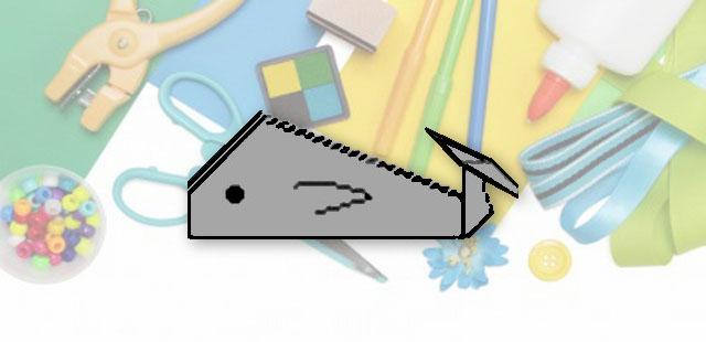 החומרים: נייר רגיל או בריסטול מספריים צבעים    אופן ההכנה:  1.להכין ריבוע של נייר. לקפל פינה אחת של הנייר על הפינה שממול כדי לקבל ריבוע מדויק. […]