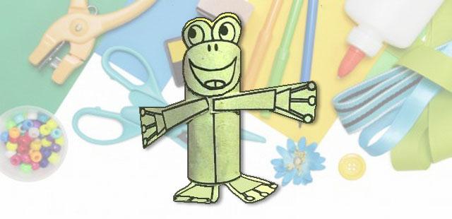 החומרים: גליל נייר טואלט ריק מדפסת נייר הדפסה צבעים מספריים דבק       אופן ההכנה:  להדפיס את תבנית הצפרדע: בצבע או בשחור-לבן. אם בחרת […]
