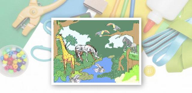 החומרים: מדפסת נייר הדפסה צבעים מספריים דבק    אופן ההכנה:  להדפיס את תבניות הג'ונגל : תבנית הג'ונגל 1: צבעוניאושחור-לבן. תבנית הג'ונגל 2: צבעוניאו שחור-לבן. אם בחרתם […]