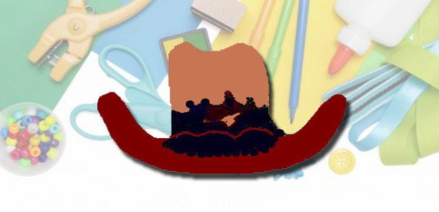 החומרים: מדפסת נייר הדפסה בריסטול עבה בריסטול חום מספריים דבק צבעים אפשרות: נצנצים וקישוטים נוספים נייר דבק  אופן ההכנה: להדפיס את החלק הקדמי של הכובע. להדביק על הבריסטול […]