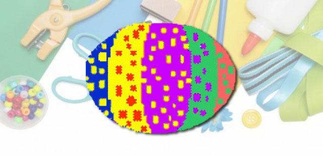 החומרים (לביצה אחת): בלון נייר עיתון ישן (או נייר דומה אחר) בכמות נכבדה דבק עשוי מקמח (ראה מתכון בהמשך) צבעים (עדיף צבעי גואש או טמפרה) טושים אפשרות: דינוזאור קטן […]