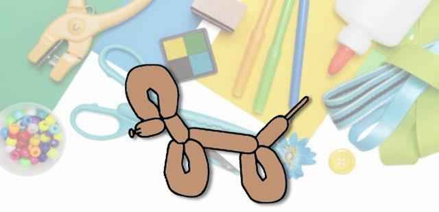 """החומרים: בלון ארוך מיוחד לקיפול צורות.    אופן ההכנה: 1.לנפח בלון ארוך ולהשאיר כ-10 ס""""מ לא מנופחים בקצה הבלון. 2.לקפל את הבלון כ-15 ס""""מ מן הקצה המנופח. […]"""
