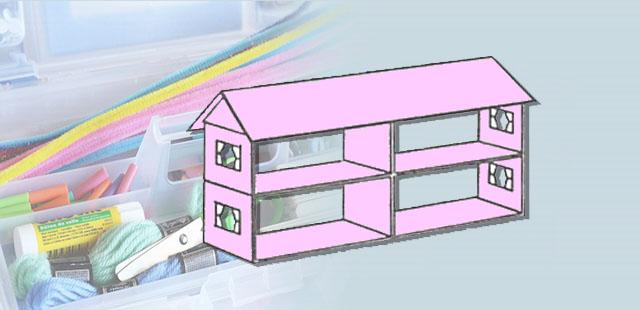 הנחיות לבניית רהיטים לבית הבובות תוכלו למצוא באתר  החומרים: 4 קופסאות נעליים בגודל זהה סרגל קרטון מספריים דבק אפשרות: צבעי גואש או אקריל מכחול (אם החלטתם לצבוע) אפשרות: […]