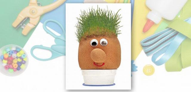 החומרים (לראש דשא אחד): 2 כפות זרעי דשא (במשתלות ניתן למצוא זרעי דשא באריזות קטנטנות המיוחדות להכנת ראשי דשא) גרב ניילון אדמה מזלג מיכל פלסטיק (של יוגורט) ריק מים […]