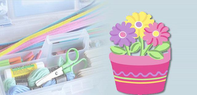 החומרים: עציצים קטנים אדמה זרעי פרחים אבנים קטנות כפות פלסטיק טושים צבעוניים לא מחיקים      אופן ההכנה:  להניח לילדים לקשט את העציצים בטושים צבעוניים […]
