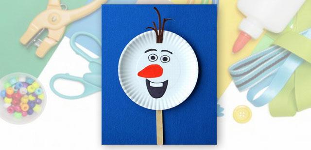 החומרים: צלחות נייר בריסטול לבן/נייר עבה לבן טושים בצבעים שחור ואדום מספריים מקלות ארטיק (להשיג בחנויות פנאי) דבק   אופן ההכנה: לצייר על בריסטול את חלקי הפנים של […]