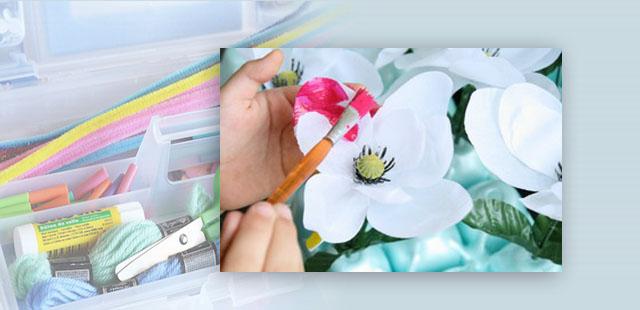 החומרים: פרחים לבנים אגרטל צבעי מאכל נוזליים    אופן ההכנה:  לשים פרחים לבנים מכל סוג שהוא בתוך אגרטל עם ½ כוס מים. לטפטף לתוך המים 10 […]