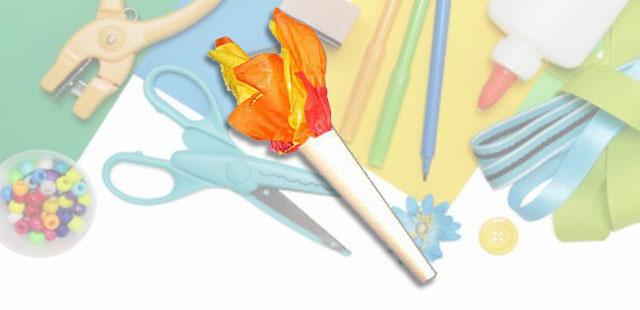 """החומרים: בריסטול לבן עבה בגודל דף A4 נייר דבק שקוף ריבועים של ניירות טישו בגודל 30X30 ס""""מ בצבעים כתום, אדום וצהוב דבק לבן   אופן ההכנה:  לגלגל […]"""