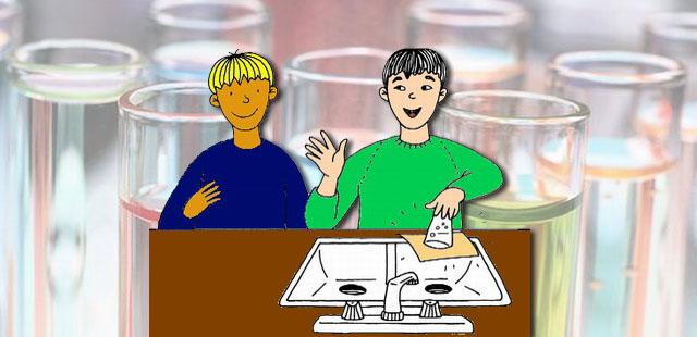 החומרים: כוס זכוכית מים נייר עבה/בריסטול/קרטון    הניסוי:  למלא את הכוס במים. להניח עליה את פיסת הנייר (לגזור את הנייר כך שיכסה את פתח הכוס עם […]