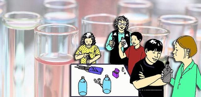 החומרים: צנצנת או בקבוק קטן מזכוכית – כולל מכסה מים קשית פלסטלינה    הניסוי:  למלא את הצנצנת (בקבוק) הקטנה במים. ליצור חור קטן במכסה (בגודל כזה […]