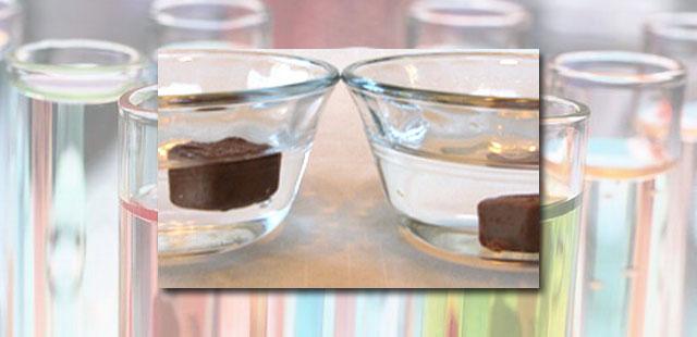 ניסוי הממתקים הצפים והשוקעים החומרים: ממתקים מסוגים שונים: שוקולד, סוכריות קשות (למציצה), קיט-קט, סניקרס, מרשמלו מים כוס/קערית שקופה  הניסוי: לשים את הממתק במים. להסתכל מה קורה לממתק […]