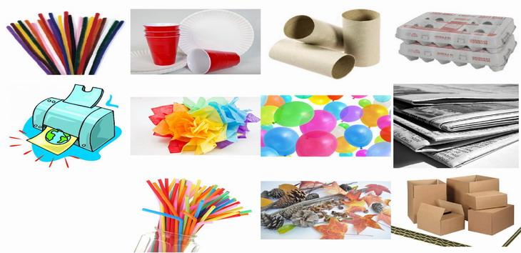 תבנית ביצים גלילי נייר צלחות נייר וכוסות מנקי מקטרות עיתונים בלונים ניירות טישו להדפסה והרכבה קופסאות קרטון חומרים מהטבע קשיות שתפו חברים