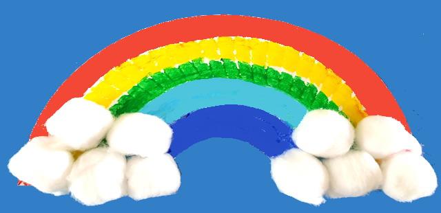 החומרים: צלחת נייר כדורי צמר גפן מספריים עיפרון דבק צבעים –ניתן להשתמש במרקרים/צבעי מים / גואש / פנדה  אופן ההכנה: 1. לקפל את צלחת הנייר לשני חצאים. 2. לגזור […]
